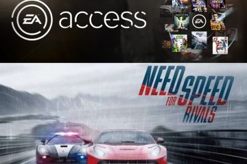 EA Access / Need for Speed Rivals