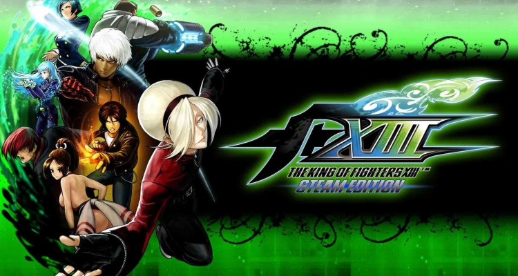 The Steam Anime Weekend Sale: The King of Fighters XIII Steam Edition