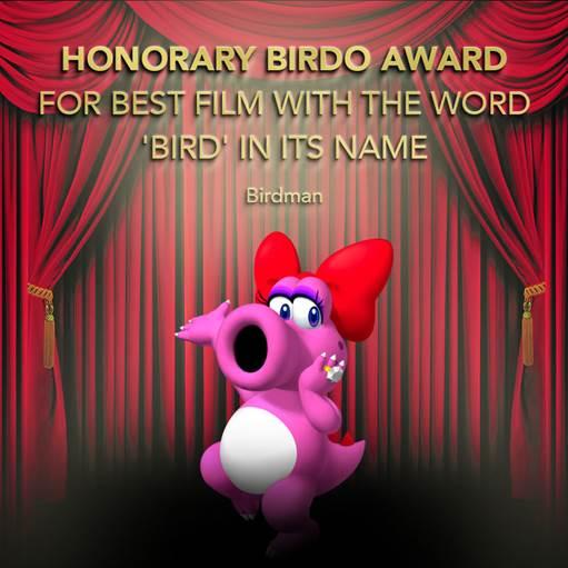 Honorary Birdo Award