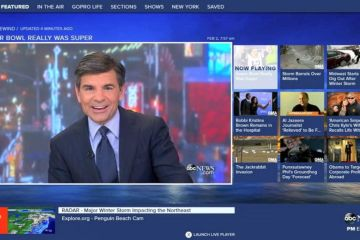 La app ABC News ya disponible en el Xbox One