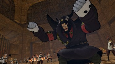 One Piece: Pirate Warriors 3 / Magellan