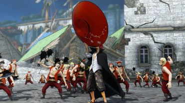 One Piece: Pirate Warriors 3 / Shanks