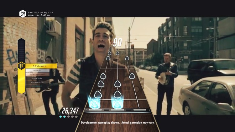 Guitar Hero Live / Video 1