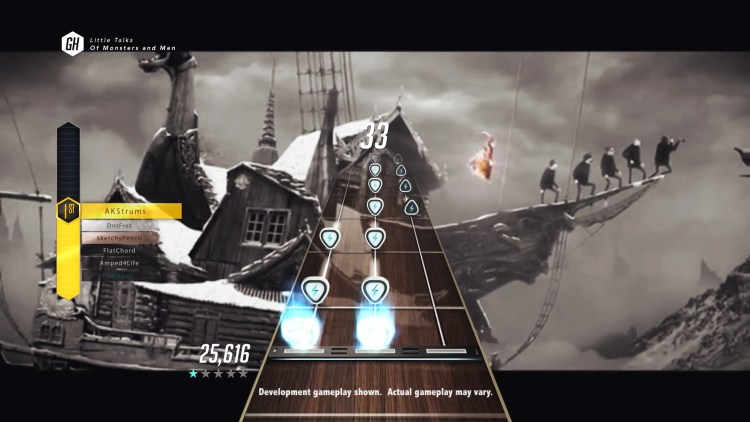 Guitar Hero Live / Video 2