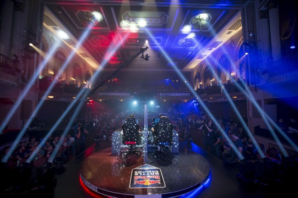 Red Bull Battle Grounds 2015 DOTA 2