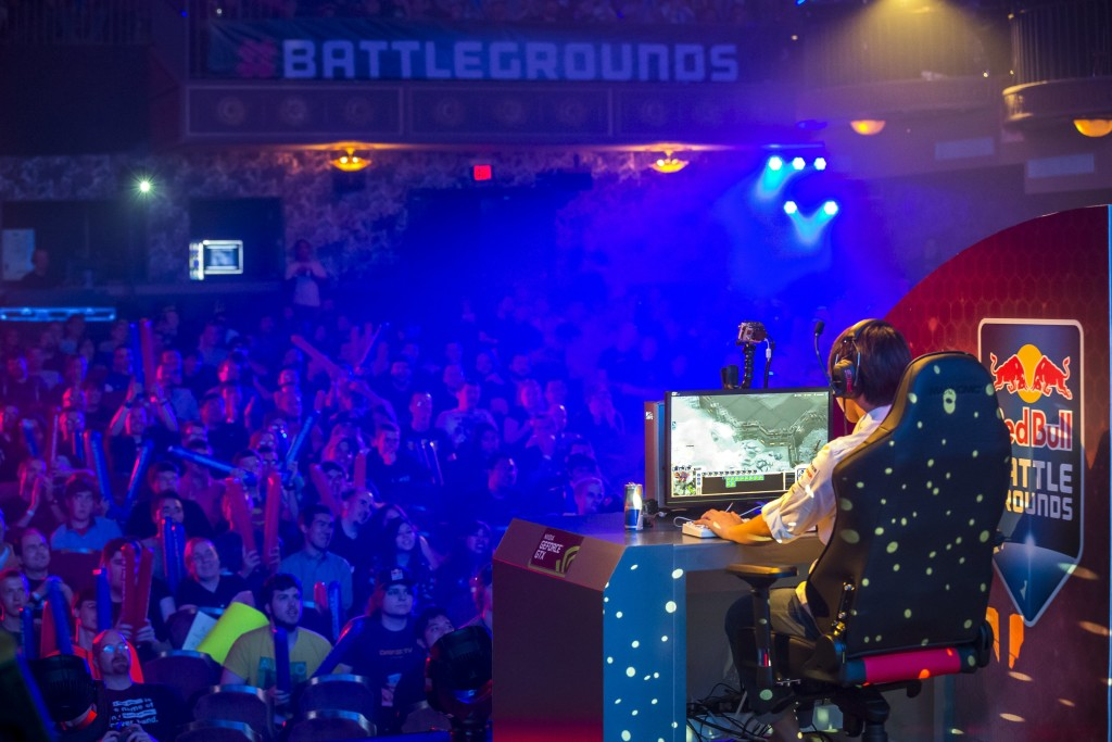 Red Bull Battle Grounds 2015 DOTA 2
