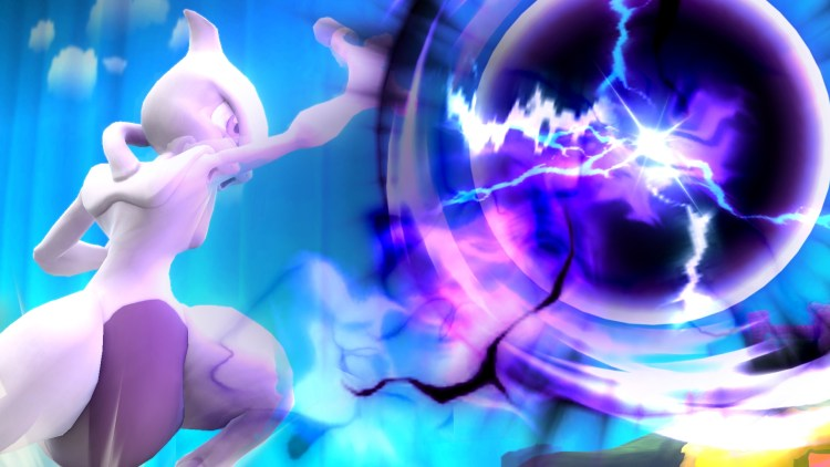 Super Smash Bros. for Wii U and Nintendo 3DS / Mew Two