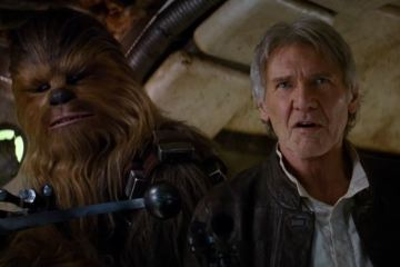 Second trailer of Star Wars: The Force Awakens / Han Solo