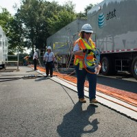 AT&T demoes its Network Disaster Recovery in Central Florida