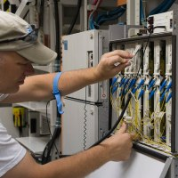 AT&T demuestra su recuperación de desastres de red en la Florida Central