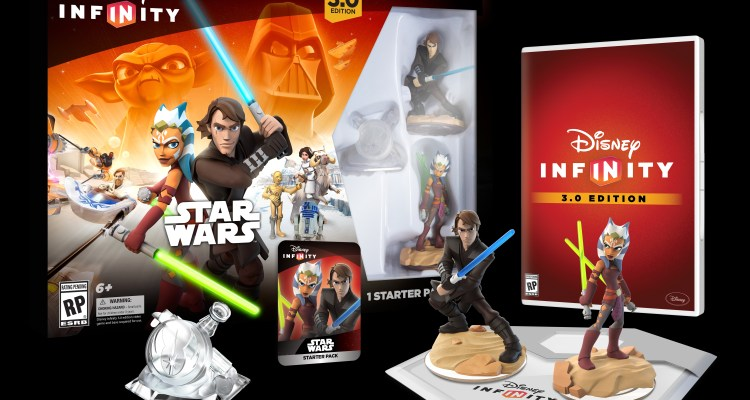The Star Wars Universe is coming to Disney Infinity 3.0
