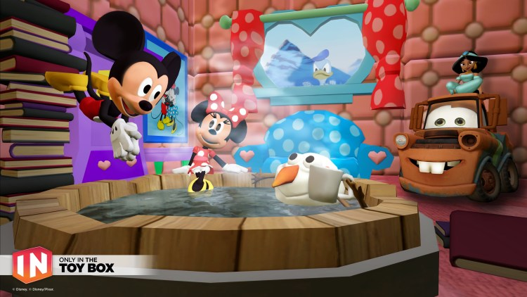 Disney Infinity 3.0 - Toy Box - Mickey & Minnie