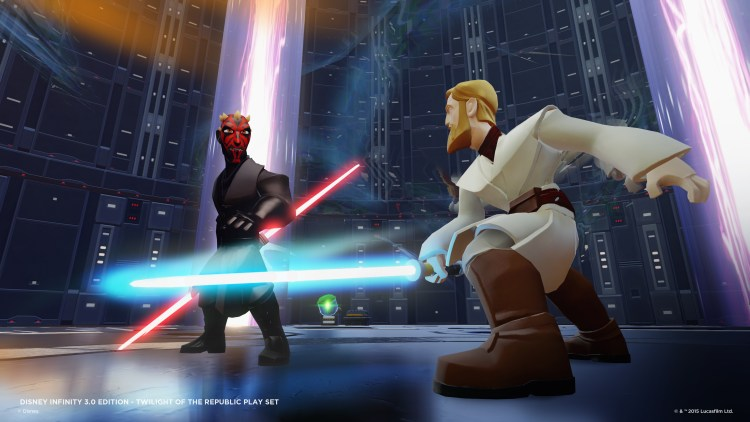 Disney Infinity 3.0 - Twilight of the Republic