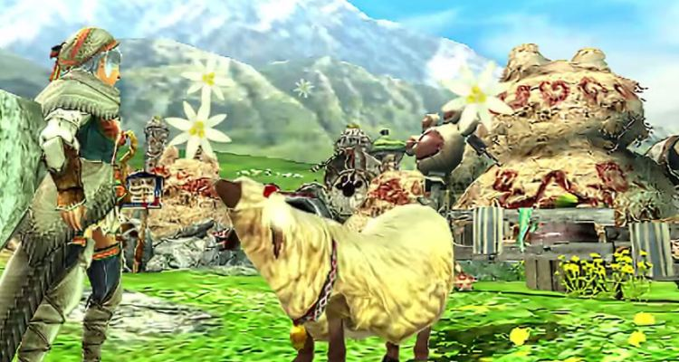 Nintendo announces Capcom's Monster Hunter X Cross