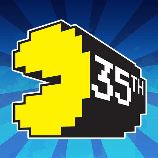 Happy 35th Anniversary, Pac-man!!!