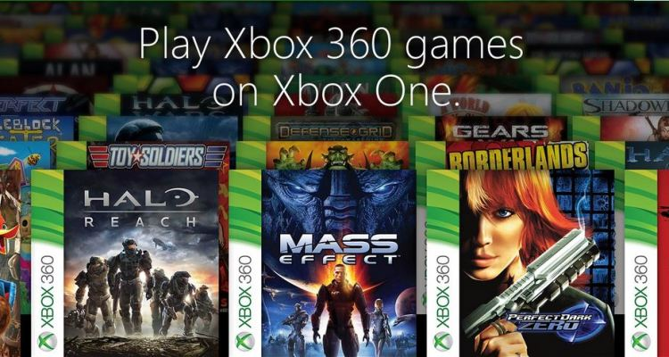 E3 2015: Playing Xbox 360 games on Xbox One will become a reality