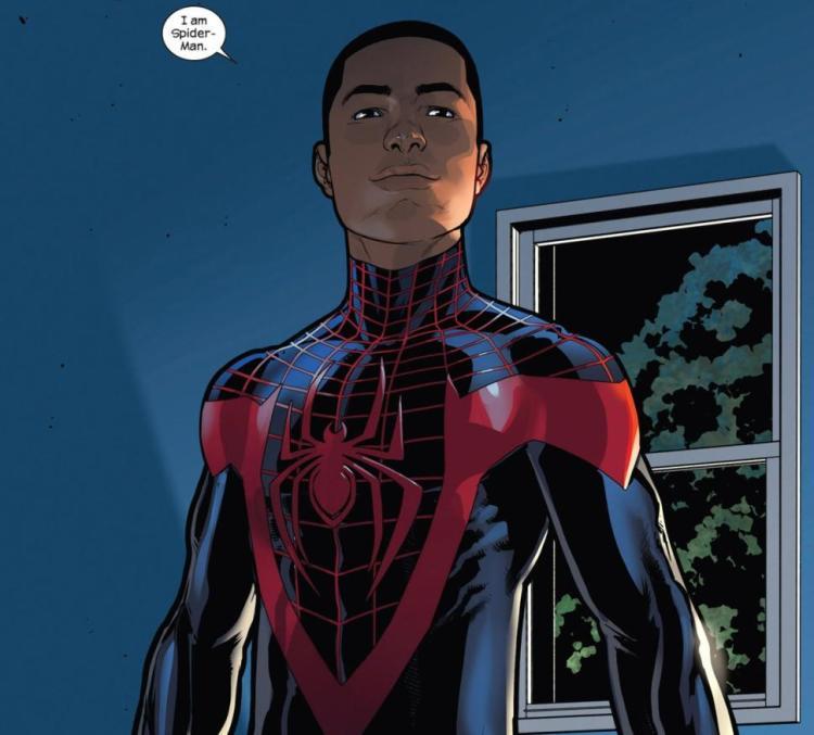 Miles Morales / Spiderman