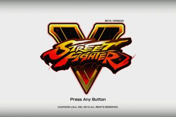 Three stages and six characters will be available on the upcoming Street Fighter V beta