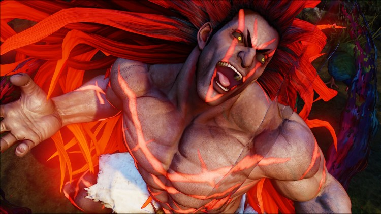 Street Fighter V: Necalli - V-Trigger Critical Art