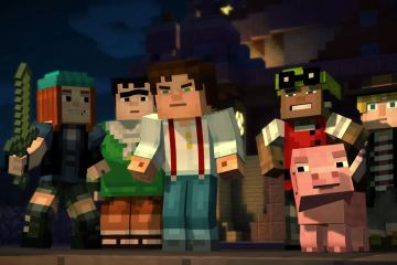 Telltale Games reveals the voice-over cast and first trailer for Minecraft: Story Mode