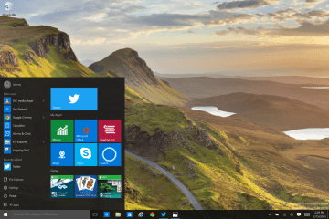 Al fin llega la app nativa de Twitter para Windows 10