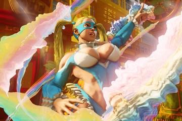 R. Mika vuelve en Street Fighter V
