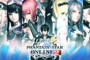 Phantasy Star Online 2 is coming to the PS4