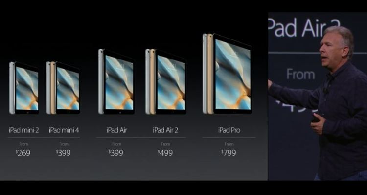 Apple introduces iPhone 6S, iPhone 6S Plus, Apple TV, iPad Pro, iOS 9