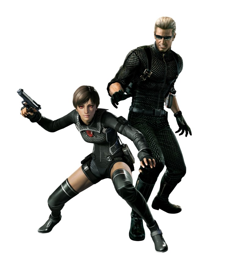 Resident Evil Origins Collection y el modo Wesker