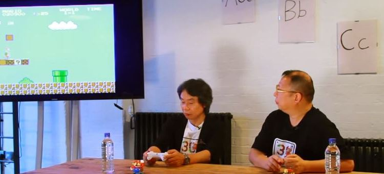 Miyamoto reveals Pikmin 4 is very close to completion, says Galaxy 3 a possibility, and shows how World 1-1 of SMB was made