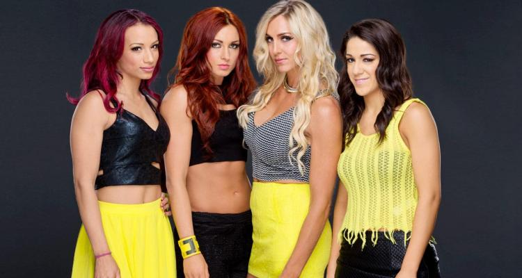 The Four Horsewomen will be absent in WWE 2K16