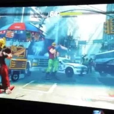 Alex in SFV though not as players would have wanted