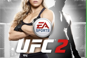 Ronda Rousey will appear on the cover of EA Sports UFC 2