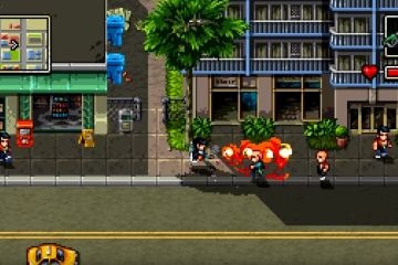 Vblank Entertainment anuncia Shakedown Hawaii