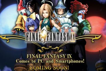 Final Fantasy IX llegará a las PC y smartphones