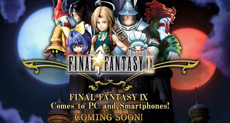 Final Fantasy IX is coming to PC and smartphones