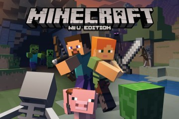 Mojang brings Minecraft Wii U Edition on December 17