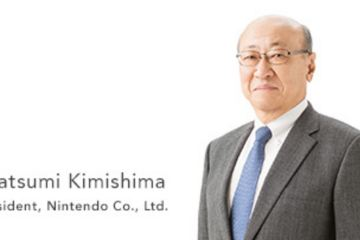 Kimishima talks about Nintendo's future in new Message from the President