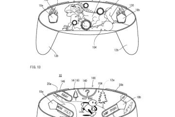 Nintendo engineer files patent for new handheld or controller