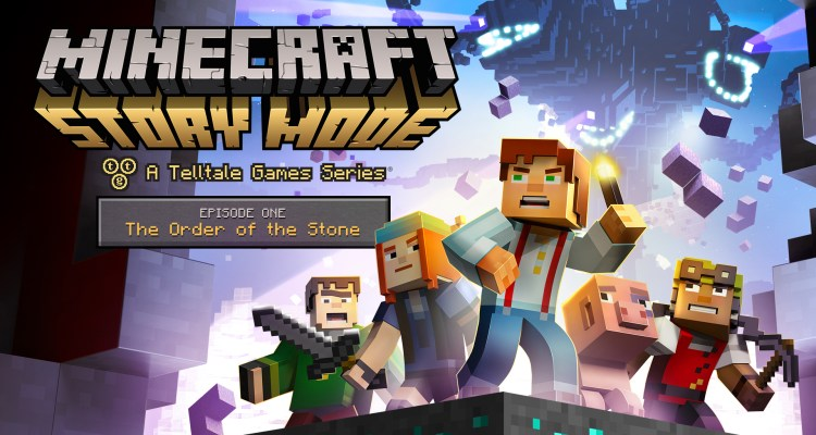 Minecraft: Story Mode is coming this Thursday to Wii U