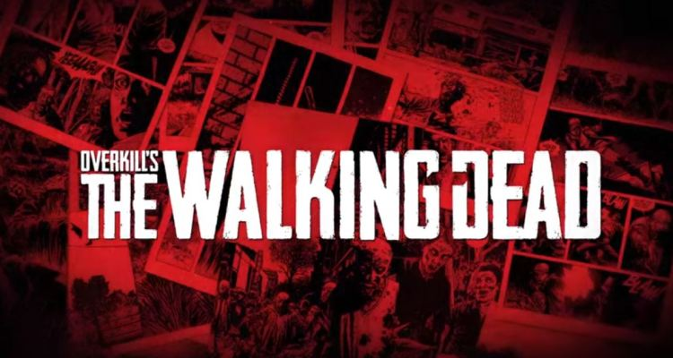 The Walking Dead FPS game gets delayed until 2017