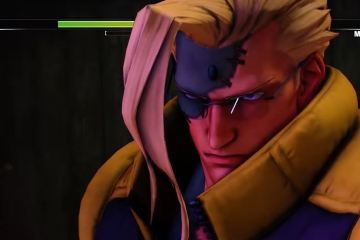 Capcom inicia la serie presentación de personajes de SFV