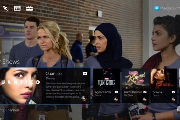 Disney lleva sus cadenas de TV a PlayStation Vue