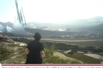 Video de GameSpot filtró detalles de Final Fantasy XV antes del anuncio de Square Enix