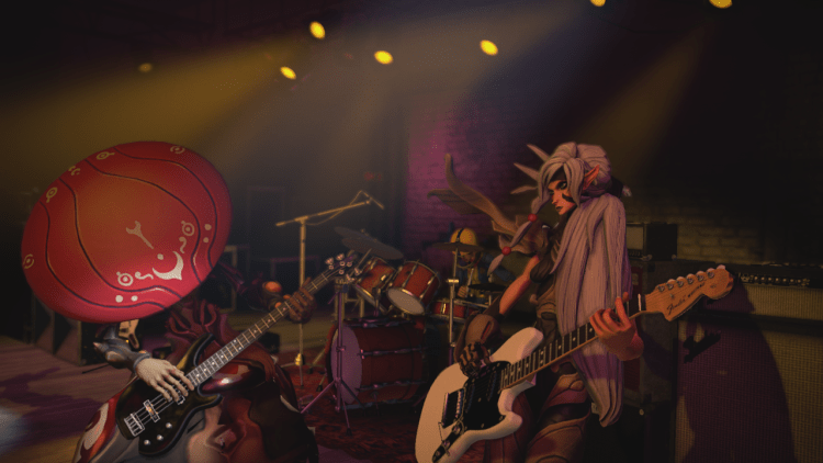 Battleborn is coming to Rock Band 4