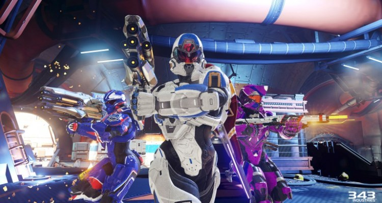 Halo 5: Guardians' Warzone Firefight beta is getting an extra day