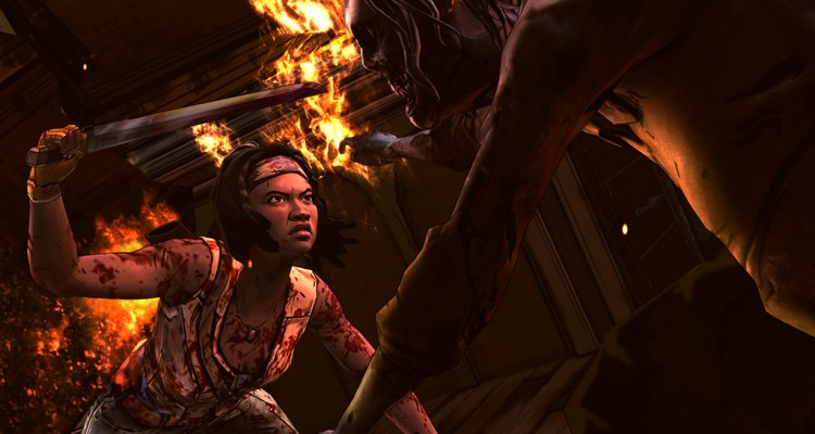 The Walking Dead: Michonne's final episode debuts on April 26