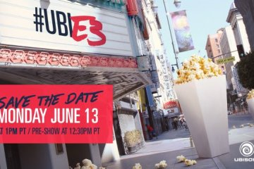 Ubisoft announces its E3 2016 Press Conference