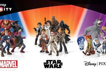 Disney descontinuará su franquicia de juegos Disney Infinity