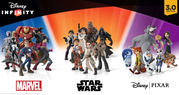 Disney will discontinue its Disney Infinity line of games